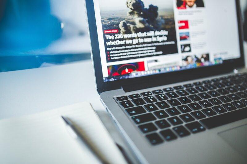 Diseño de Páginas Web para Diarios Digitales